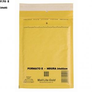 BUSTE POSTALI IMBOTTITE CON PLURIBALL - FORMATO E 24 x 32 | SFUSE O CONFEZIONE COMPLETA 1,15€