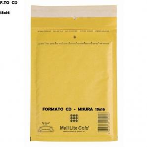 BUSTE POSTALI IMBOTTITE CON PLURIBALL - FORMATO CD 22 x 20 | SFUSE O CONFEZIONE COMPLETA 1,09€
