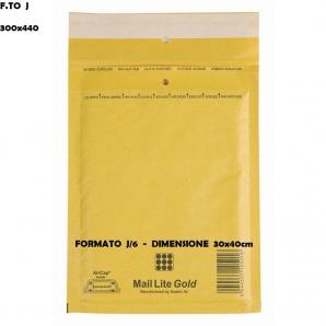 BUSTE POSTALI IMBOTTITE CON PLURIBALL - FORMATO J 32 x 50 | SFUSE O CONFEZIONE COMPLETA 1,29€