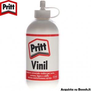PRITT COLLA COLLA VINILICA UNIVERSALE VINIL - FLACONE DA 100gr 2,22€