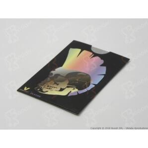 GRINDER CARD TESCHIO TRITATABACCO METALLICO - 1 TESSERA 4,45€