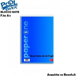 BLOCK NOTES PICCOLO FORMATO A5 MISURA 15 X 21cm - BLOCCO NOTE SFUSI OPPURE CONFEZIONE COMPLETA 1,27€