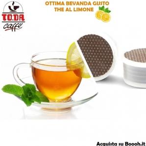 50 CAPSULE BEVANDA GUSTO THE AL LIMONE TO.DA CAFFE' GATTOPARDO - COMPATIBILI SISTEMI UNO SYSTEM 13,89€