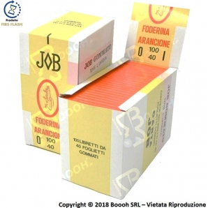 JOB NERVI CARTINE CORTE SINGOLE - BOX DA 100 LIBRETTI 21,99 €
