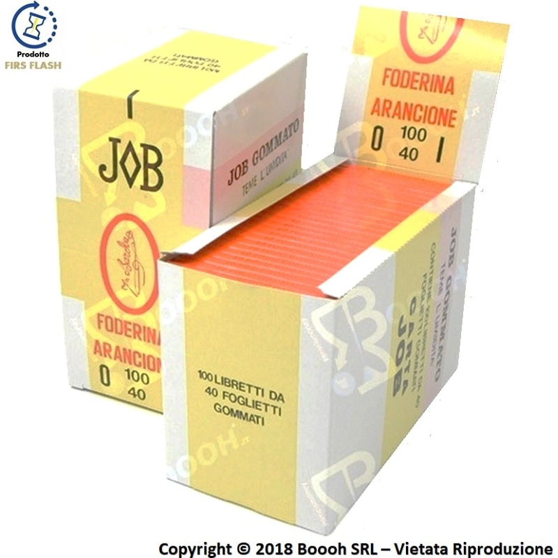 JOB NERVI CARTINE CORTE SINGOLE - BOX DA 100 LIBRETTI 46,11 €