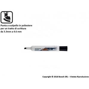 PENNARELLI BIC VELLEDA 1791 PUNTA A SCALPELLO COLORE NERO - IDEALE PER LAVAGNE | 1 PEZZO O CONFEZIONE COMPLETA 1,99€