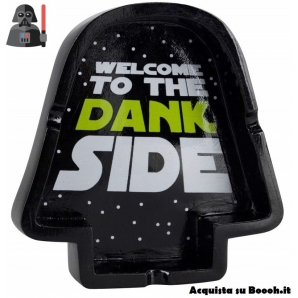 POSACENERE STAR WARS DART FENER - WELCOME TO THE DANK SIDE 9,99 €
