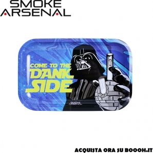 IDEA REGALO VASSOIO PER ROLLARE '' COME TO THE DANK SIDE '' - DART FENER STAR WARS ROLLING TRAY MEDIUM 10,99 €