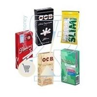 Vendita Filtri Sigarette UltraSlim 5,5mm  Bustine e Astucci| Boooh.it
