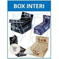 Ocb Vendita Box Interi Cartine Corte e Lunghe | Sconti su Boooh.it