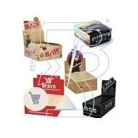 Cartine Lunghe e Corte per Sigarette Artigianali Rollate | Boooh.it