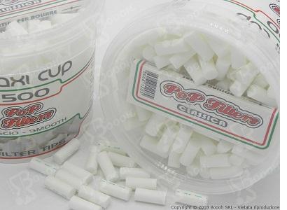 Immagine di proprietà della Boooh Srl.Vietata riproduzione, anche parziale. Pop Filters Maxi Cup Box