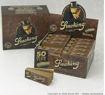Box di Filtri Smoking Brown in vendita su Boooh.it