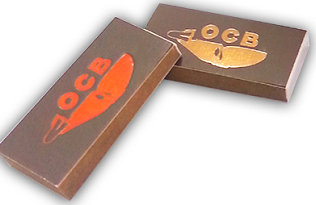 Ocb Filtri Eco Brown Confezione da 50 Libretti