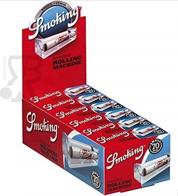 Confezione di Rolling Machine della Smoking in vendita su Boooh.it