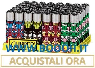 ACCENDINI LARGE SUPERDOGS ( CANI SUPER-EROI ) - VASSOIO DA 48 ACCENDINI MISURA GRANDE
