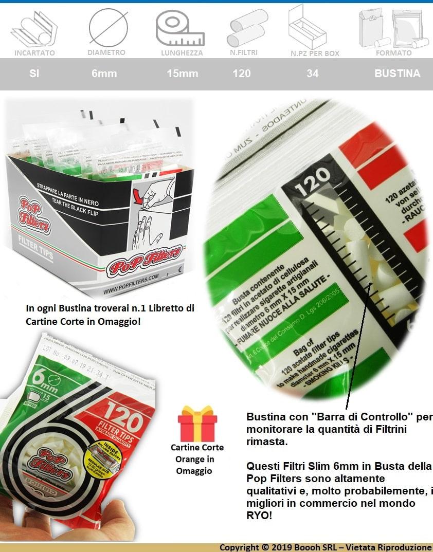filtri-slim-pop-filters-6mm-lisci-cartina-corta-omaggio-silver-line-confezione-34-bustine-banner-descrizione-min