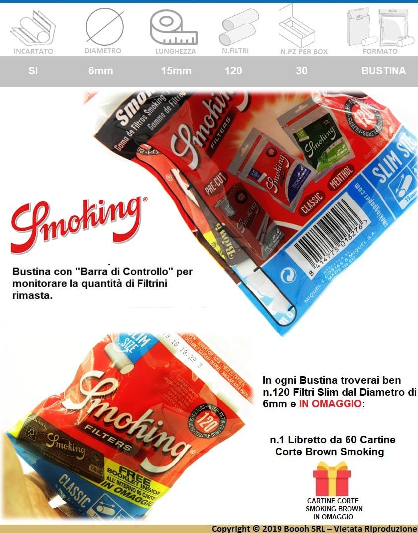 filtri-smoking-slim-lisci-6mm-cartina-corta-brown-omaggio-banner-descrizione-min