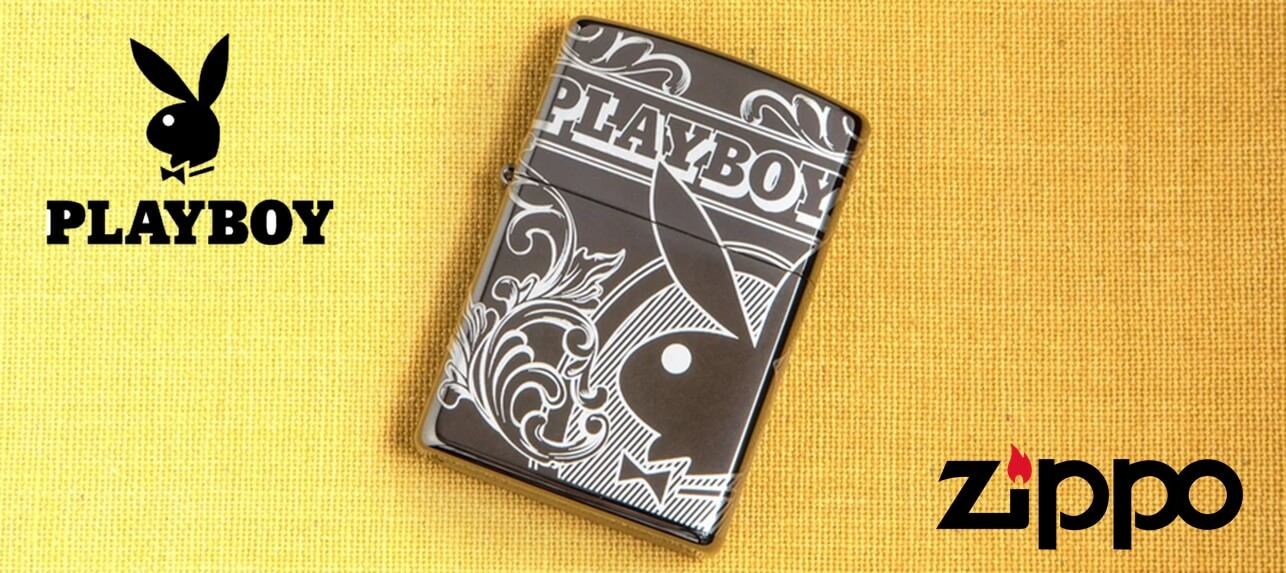 zippo-49085-PLAYBOY-ANNIVERSARY-360-LIMITED-EDITION