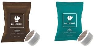 Lollo Caffè Capsule Compatibili con sistemi Lavazza Espresso Poin in vendita su Boooh.it 1