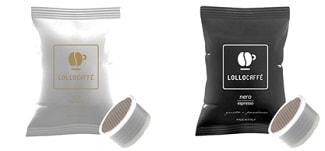 Lollo Caffè Capsule Compatibili con sistemi Lavazza Espresso Poin in vendita su Boooh.it 2
