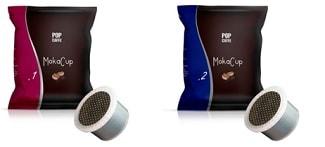 Pop Caffè Simfed Capsule Compatibili con Sistema Uno System in vendita su Boooh.it  1