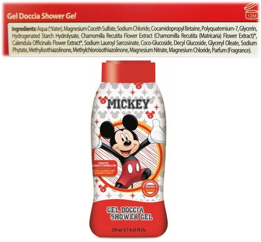 ingredienti- doccia-shower-gel-mickey-mouse-cofanetto-regalo-topolino