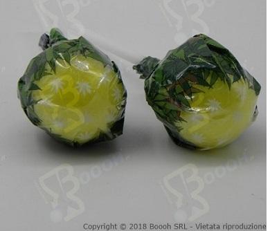 Immagine di proprietà della Boooh Srl. Lollipop Cannabis Aroma Limonata