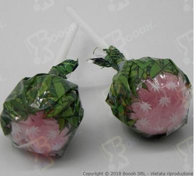 Immagine di proprietà della Boooh Srl. Cannabis Lollipops Candy Srush