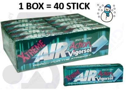 Air Action Vigorsol Extreme Stick su Boooh.it