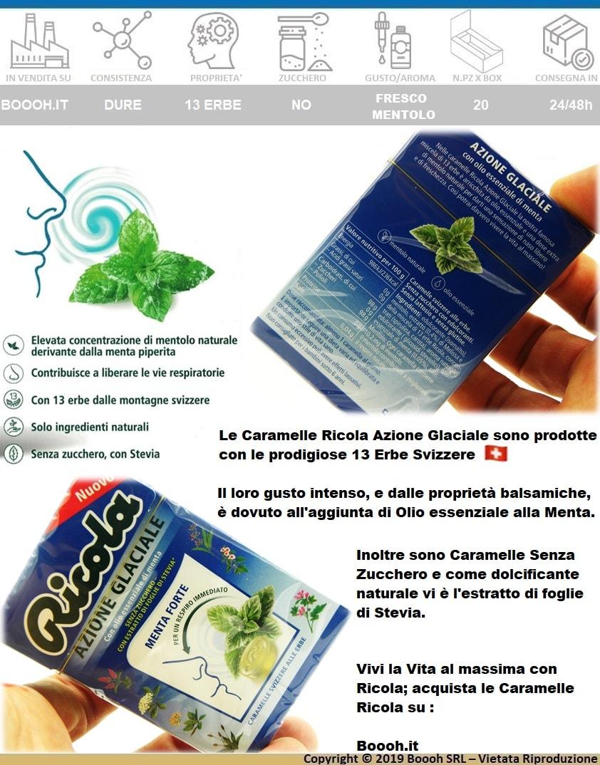 CARAMELLE-RICOLA-AZIONE-GLACIALE-BALSAMICHE-MENTOLO-STEVIA-13-ERBE-SVIZZERE-banner-descrizione-min