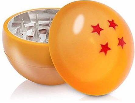 Grinder Tritabacco Sfera Dragon Ball