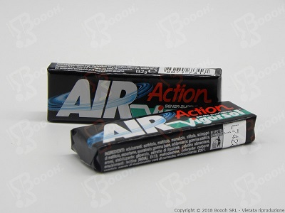 Immagine Boooh Srl. Air Action Black Ice Stick