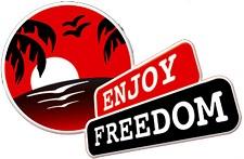 Logo Icona Enjoy Freedom Cartine e Filtrini su Boooh.it